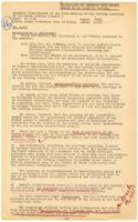 Excerpts from minutes of the 10th annual meeting of the Working Committee of the Reich Defense Council , 1935 June 26