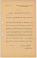 Supporting documents for Yugoslav War Crimes Commission Report to the International Military Tribunal