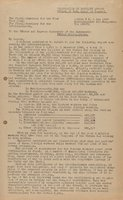 Memorandum to Thomas Dodd concerning Frick