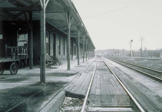 New York, New Haven & Hartford Railroad Photograph Collection
