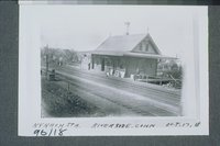 New York, New Haven And Hartford Railroad Station, Riverside