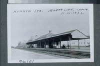 New York, New Haven And Hartford Railroad Station, Jewett City