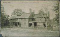 Birthplace Of Mrs. Sigourney, Norwich
