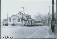 Trolleys, Naugatuck