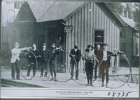 Bicycle Club, Terryville Station