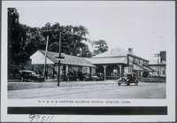 New York, New Haven And Hartford Railroad Station, Seymour