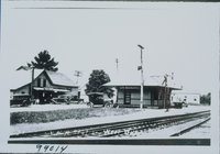 Central Vermont Railroad Station, West Willington
