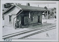 Railroad Station, Sterling