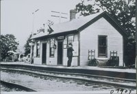 Railroad Station, Oneco