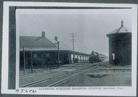 Saybrook Junction Railroad Station, Saybrook