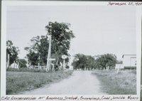 Barnards Station Grade Crossing, Looking North, Bloomfield