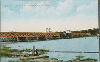 New York, New Haven And Hartford Bridge Railroad Bridge, Cos Cob
