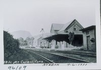 New York, New Haven And Hartford Railroad Station, Mount Carmel