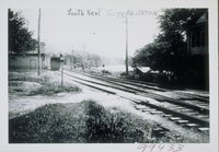 Railroad Station, South Kent