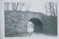 Bridge, Middle Haddam Road, View East, Portland
