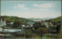 Birdseye View Of New Hartford