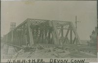 New York, New Haven And Hartford Railroad Bridge, Devon