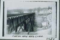 Central New England Railway Bridge, New Hartford