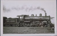 New York, New Haven & Hartford Railroad, Locomotive Number 836, Windsor Street Yards, Hartford