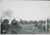 Central New England Railway, Engine Number 4, Eastbound To Canaan