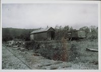 Central New England & Western Railroad, Engine House