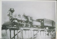 Connecticut Western Railroad Co., Locomotive Number 9, The Simsbury