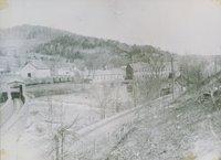 Housatonic Railroad Repair Shops, Falls Village