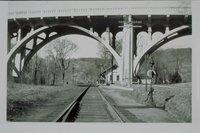 Cornwall Bridge Station