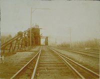 Central New England And Western Railroad Coal Tower, Canaan