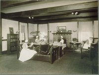 Nursing School Parlor