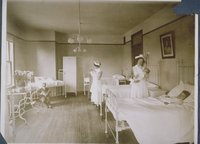 Pediatric Ward, Middlesex Hospital Training School