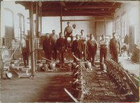Benedict & Burnham Manufacturing Company, Nickel Silver Casting Shop