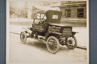 Sales Car, J.B. Williams Co