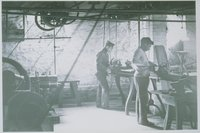 Machine Shop, Connecticut Agricultural College