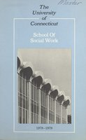 University of Connecticut. School of Social Work, 1978-1979