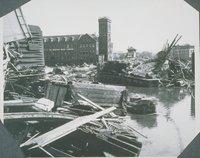 Flood Of August 1955, Waterbury