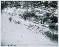 Flood Of August 1955, Oakville
