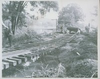 Flood Of 1955, New Milford