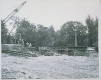 Flood Of August 1955, Canaan