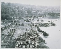 Flood Of August 1955, Derby
