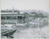 Flood Of August 1955, Seymour