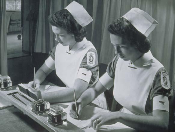 Ona M. Wilcox College of Nursing Records