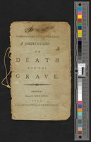 Meditations on Death and the Grave