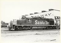 Atchison, Topeka & Santa Fe Railway diesel locomotive 803