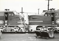 Atchison, Topeka & Santa Fe Railway locomotives 67 and 27C