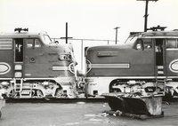 Atchison, Topeka & Santa Fe Railway locomotives 67 and 27C