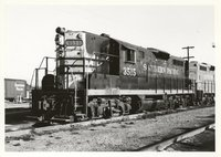 Southern Pacific Railroad locomotive 3515