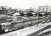 Atchison, Topeka & Santa Fe Railway diesel locomotives