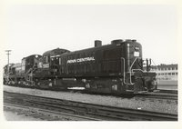 Penn Central locomotive 5503