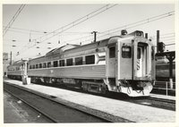Amtrak locomotive 19